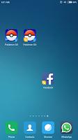 screenshot of Messenger Parallel Dual App Clone Multiple Account