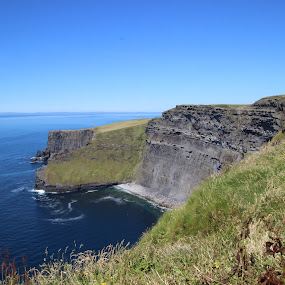 Cliffs of Moher 2 by Janet Smothers - Landscapes Mountains & Hills (  )