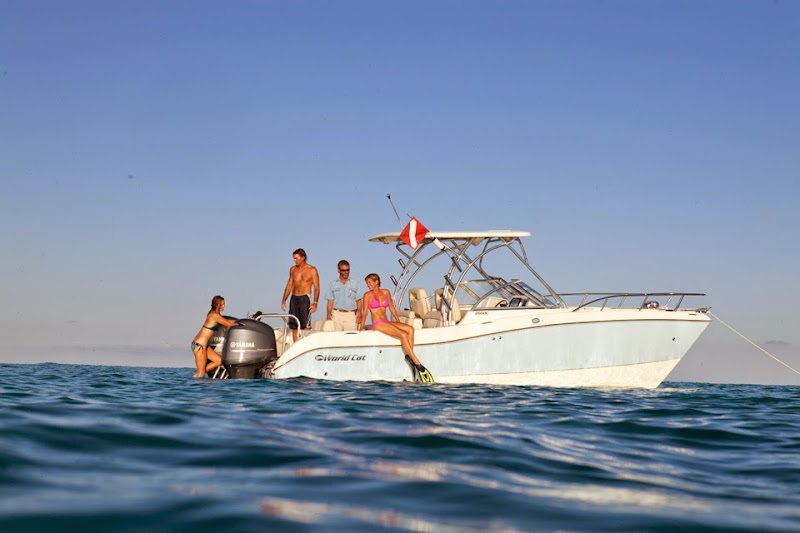 Photo: Enjoy the time on the water!