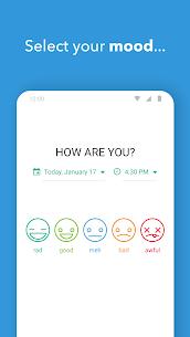 Daylio Premium Apk 1.32.3 Diary, Journal, Mood Tracker [Mod Apk] 2