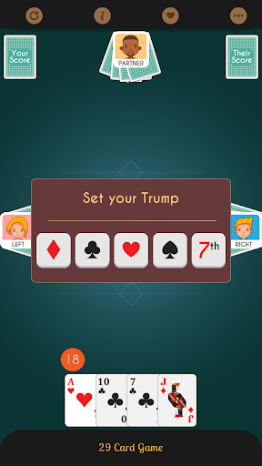 29 Card Game Best Ever 1.0.8 screenshots 2