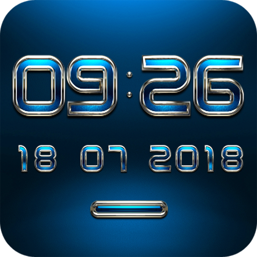MENTALIST Digital Clock Widget