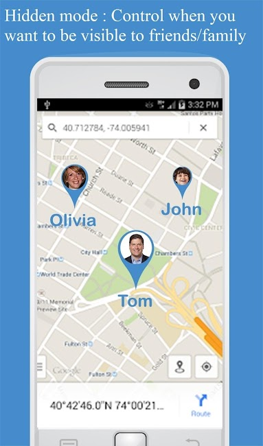 #6. Friend Locator : Phone Tracker (Android)