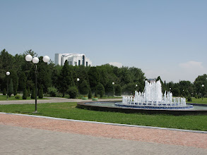 Photo: Tashkent, Liberty Place