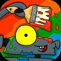 Tanktoon RanZar Coloring icon