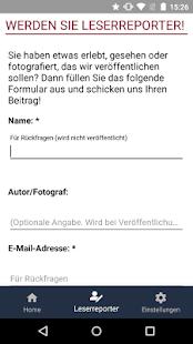 Webnachrichten - náhled