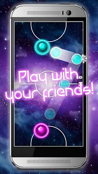 Two Player Games: Air Hockey apk screenshot