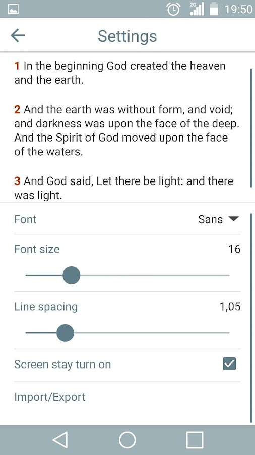 Spurgeon's Sermons- screenshot