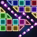 Bricks Breaker- Glow BallsBlast icon