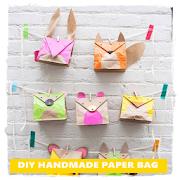 DIY Handmade Paper Bag