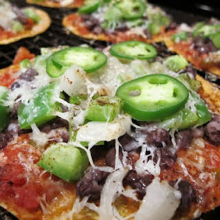 Food Babe's Mexican Pizza.