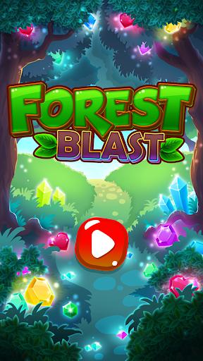 森林爆破:ダイヤモンドマッチ3