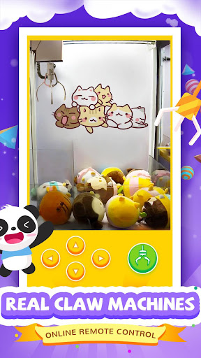 Claw Toys- 1st Real Claw Machine Game  screenshots 3