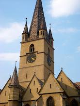 Photo: Iglesia Evangelica - Sibiu - Rumania
