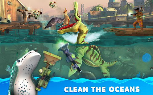 Download Full Hungry Shark World 3.8.0 APK