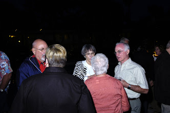 Photo: Dave Alspach, Pam Boller Pingle, Denny Keyes Alspach, Alice Bishop Kennedy and Jay Kennedy