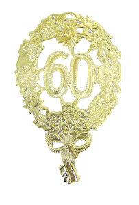 Årsdekoration, 60 år