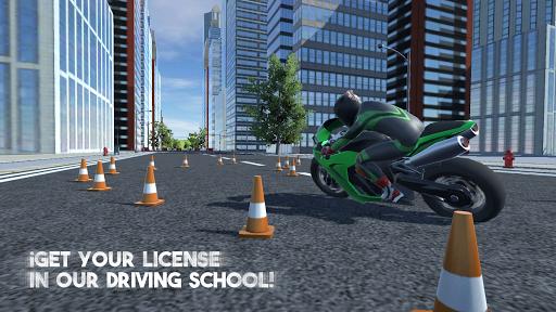 Moto Extreme Racing screenshot 2