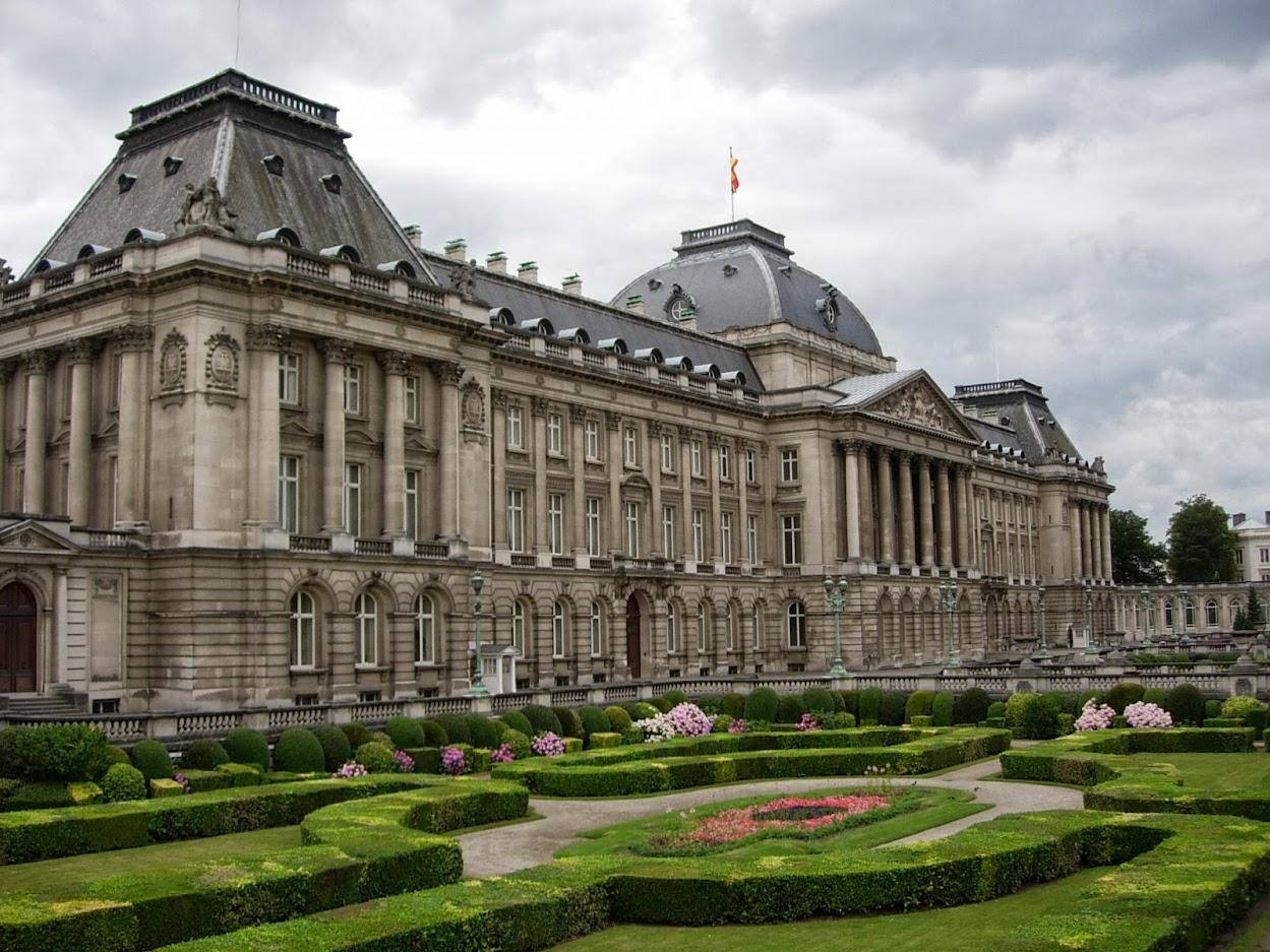 Palais Royal à Bruxelles