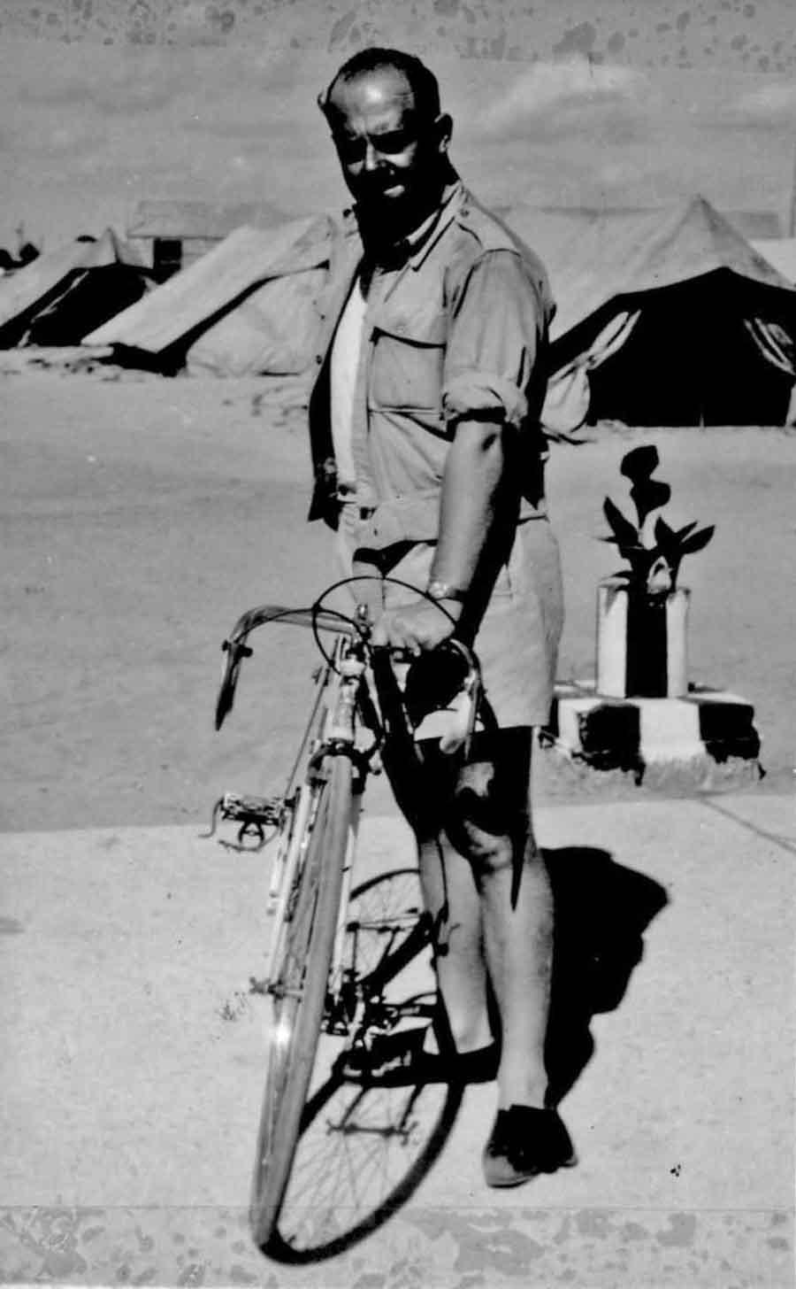 Grand Prix de Gazira Cairo 1945
