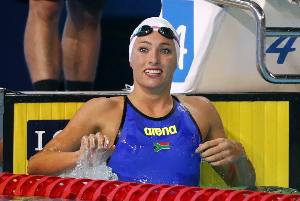 World mark could be in sights as Tatjana Schoenmaker lowers SA record