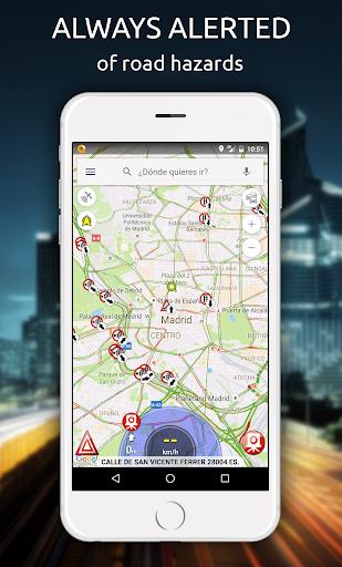 Glob - GPS Traffic and radar