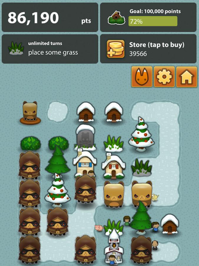 Triple Town- screenshot