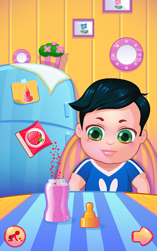 My Baby Food - Cooking Game  screenshots 9