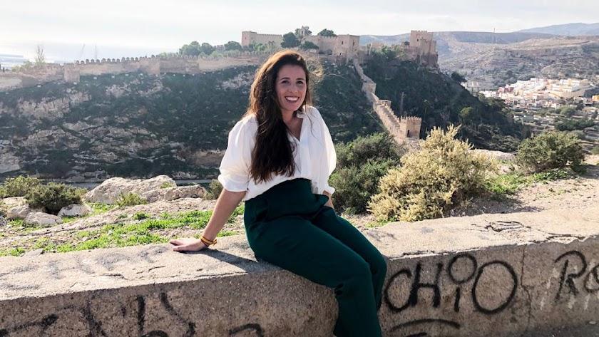 Rocío de Meer, diputada electa de Vox Almería.