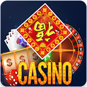 Chinese New Year Casino Slot Machine Billionaire