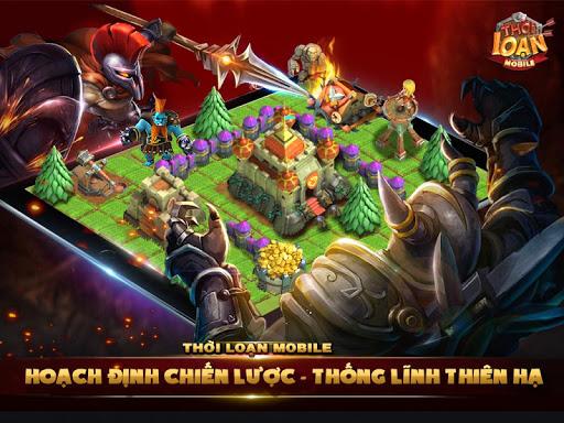 Thu1eddi Lou1ea1n - Siu00eau Phu1ea9m Game Chiu1ebfn Thuu1eadt 6.3.5 Screenshots 4