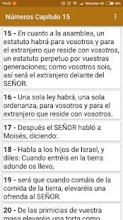 Biblia de las Americas LBLA - náhled