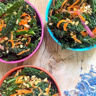 A Kale Salad Kids Love Recipe