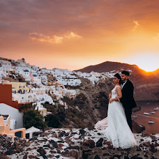 Wedding photographer Roman Masko (santorinilion). Photo of 21.05.2019