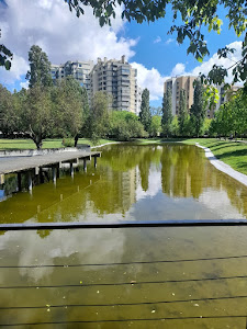 Parque urbano - Park Quintas das Conchas e dos Lilases