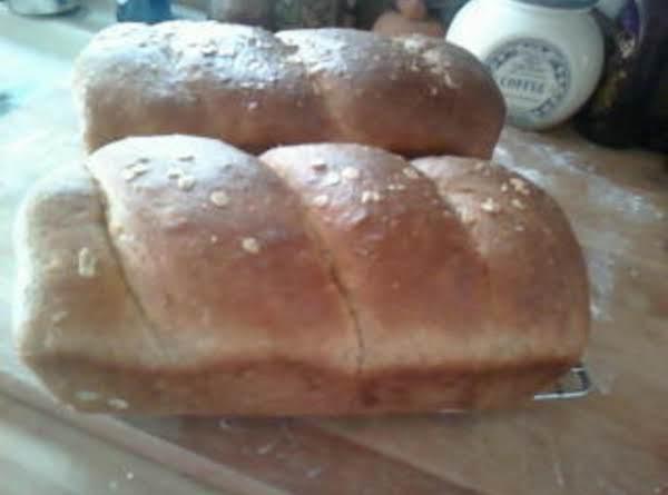 Yukon Gold Potato Bread