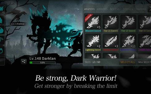 Dark Sword v1 5 0 Mod APK (Power/Level/Souls/Stamina) [Latest]