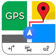 GPS, Maps, Navigation, Directions & Traffic Alerts APK icon