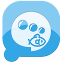 EasySMS Little Fish theme icon