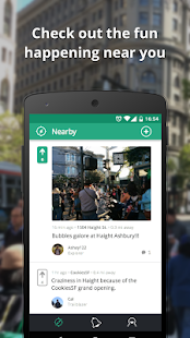 Spark - Discover Nearby- screenshot thumbnail