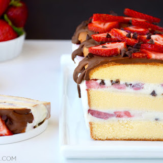 The Easiest-Ever Ice Cream Cake