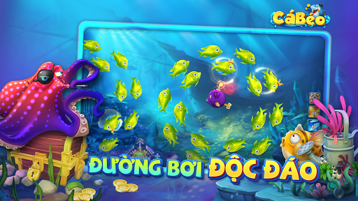 Cá Béo Zingplay - Game bắn cá 3D thế hệ mới 1.2.0 screenshots 2