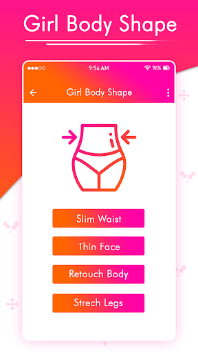 Body Shape Photo Editor : Perfect Me App Report on Mobile