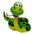 La serpiente kika icon