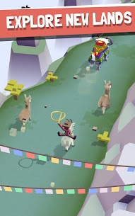 Rodeo Stampede: Sky Zoo Safari MOD (Unlimited Money) 6