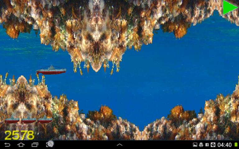 android Submarine Jack II Screenshot 1
