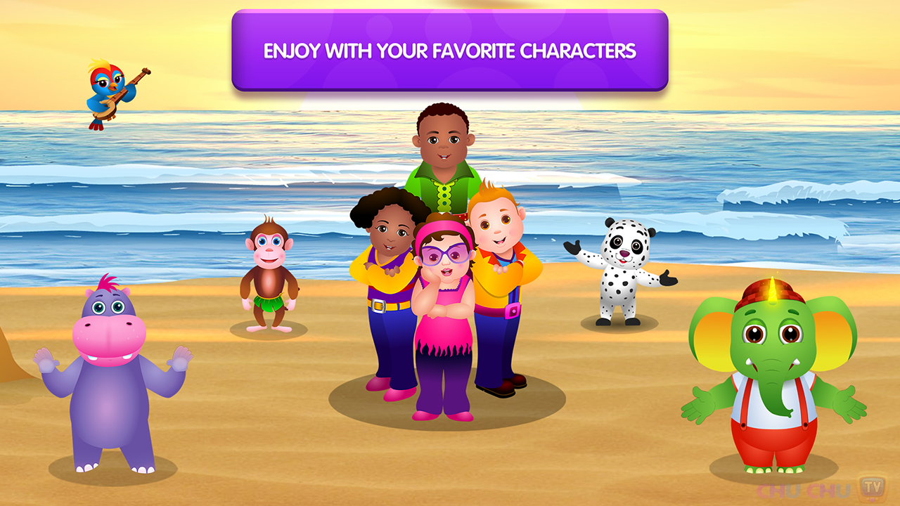 ChuChu TV Lite - Top 50 Kids Nursery Rhymes Videos- screenshot