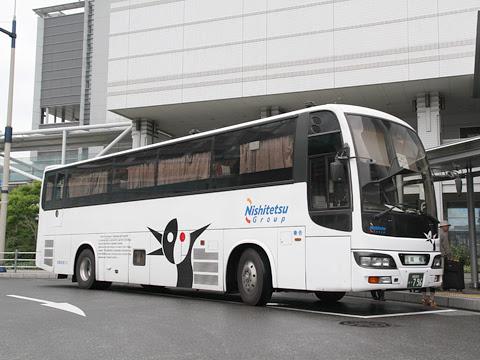 西鉄高速バス 夜行高速用車両 3802
