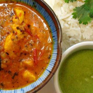 Chai Pani's Malabar Chicken Curry
