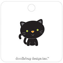 Doodlebug Collectible Enamel Pin - Midnight